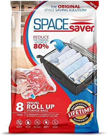 Spacesaver Premium Compression Storage Suitcases product image