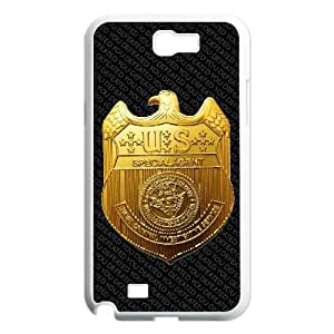 SamSung Galaxy Note2 7100 cell phone cases White NCIS fashion phone cases YEH0727714
