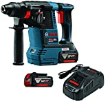 Bosch GBH18V-26K 18 Lithium-Ion Brushless 1″ SDS-plus Bulldog Rotary Hammer Kit For Sale