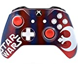''Warrior'' Xbox One S Rapid Fire Custom Modded Controller 40 Mods for All Major Shooter Games, Auto Aim, Quick Scope, Auto Run, Sniper Breath, Jump Shot, Active Reload & More (with 3.5 jack)