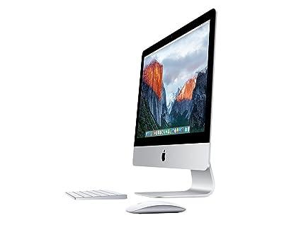 """Apple iMac - Ordenador de 21.5"""" FullHD (Intel Core i5 2.8 GHz, 8"""