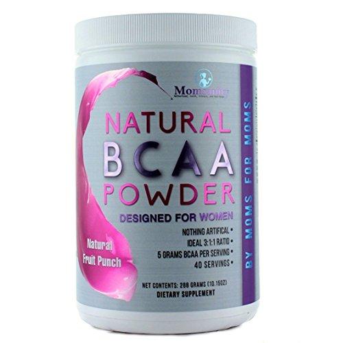 Natural BCAA Powder, Fruit Pun...