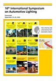 img - for 10th International Symposium on Automotive Lighting - ISAL 2013 - Proceedings of the Conference book / textbook / text book