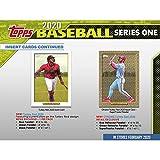 2020 Topps Baseball Series #1 Unopened Blaster