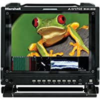 Marshall Electronics OR-841-HDSDI | 8.4inch Rack Mountable Camera Top Portable Field Monitor
