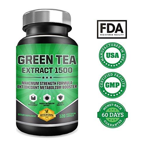 photo Wallpaper of Vitamorph Labs-EGCG Green Tea Extract 1500 | Maximum Potency Green Tea Extract Supplement With-