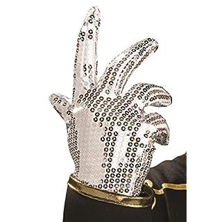 Rubies Michael Jackson King of Pop Sequined Glove