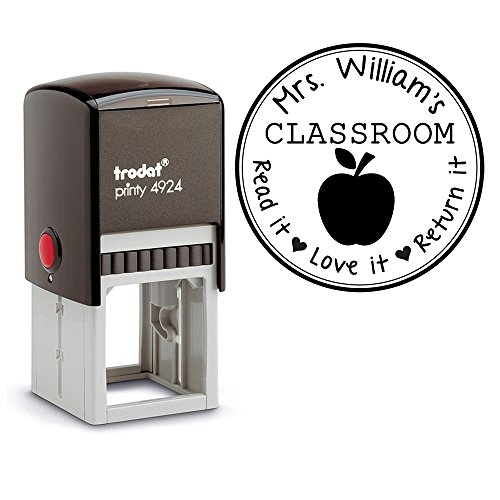 Teacher Classroom Personalized Customized Personal