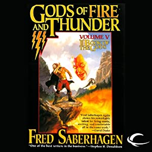 Gods of Fire and Thunder Audiobook