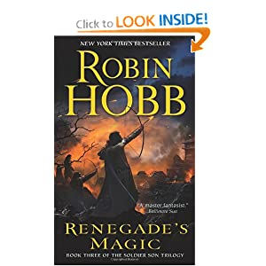Renegade's Magic: Book Three of The Soldier Son Trilogy Robin Hobb