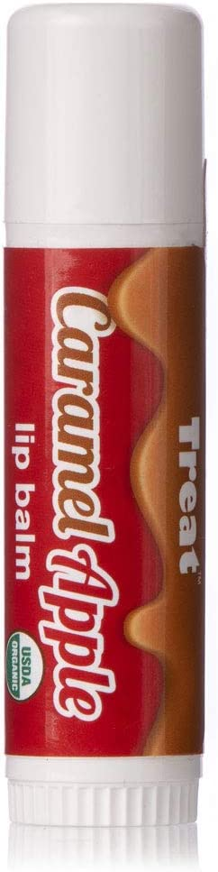 TREAT Jumbo Organic & Cruelty Free .50 OZ (Caramel Apple)