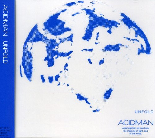 CD : Acidman - Unfold (Japan - Import)