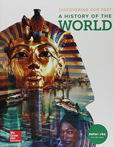 Discovering Our Past: A History of the World, Student Edition, 9780076683888, 0076683885, 2018