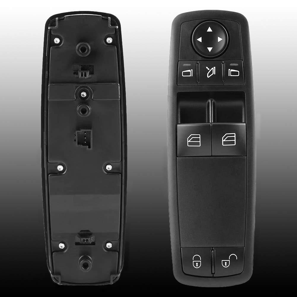 Drwcotu Master Power Window Mirror Switch A1698206510 A1698206810 For Mercedes Benz A-Class W169 B-Class W245 by Drwcotu