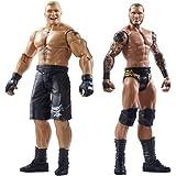 WWE Summerslam Brock Lesnar & Randy Orton Figure 2-Pack