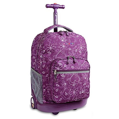 j-world-new-york-sunrise-rolling-backpack-love-purple