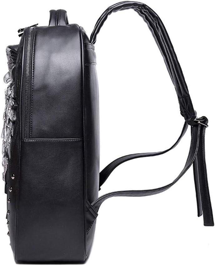 Thick 11CM Wide 31CM High 44CM Dynamic Outdoor Waterproof Laptop Bag Pu Mihaojianbing Motorcycle Bag Shoulder Bag New Creative 3D Animal Backpack