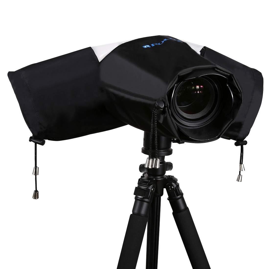 ShenBiadolr レインカバー 防雨カバーケース デジタル一眼レフカメラ&一眼レフカメラ用, ShenBiadolr B07MH51ZBJ Rainproof cover