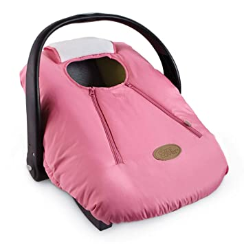 a43aa915bd8a Cozy Cover Infant Car Seat Cover (Pink) - The Industry Leading Infant  Carrier Cover