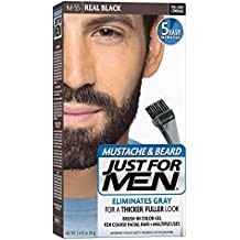 20 Best Just For Men Facial Hair Reviews - Magazine cover