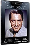 Hollywood Legends: Cary Grant - 4 Movie Collection - Once Upon A Time - Penny Serenade - His Girl Friday - The Amazing Adventure