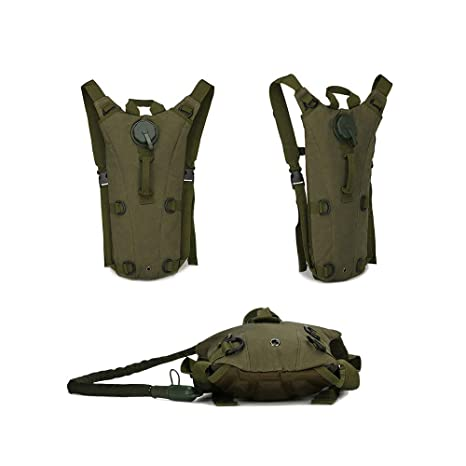 c70a75d47d89 Amazon.com : TA BEST Hydration Backpack with 3L Water Bladder, BPA ...