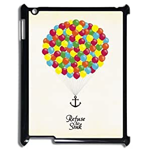 I Refuse To Sink ZLB552650 DIY Case for Ipad 2,3,4, Ipad 2,3,4 Case by lolosakes