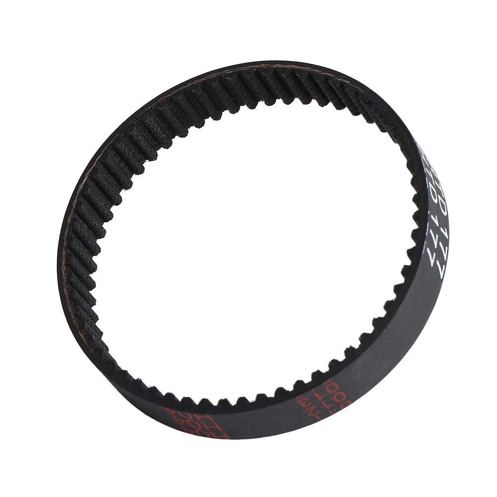 Cinghia per pialla dentata Cinghia di trasmissione per pialla dentata 9mm per Decker nero KW715 KW713 BD713 177