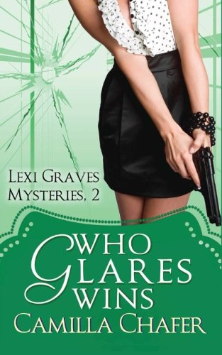 book cover of Who Glares Wins