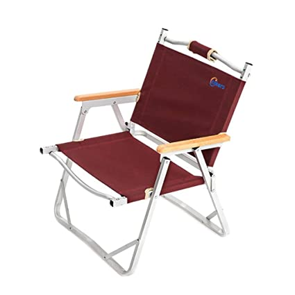 Silla mecedora plegable Silla para acampar al aire libre ...