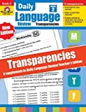 Daily Language Review Transparencies, Grade 2, Evan-Moor, 1596739231