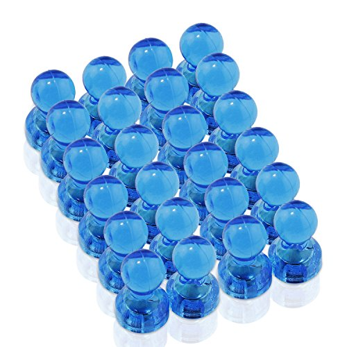 Ocr 24pcs Magnetic Push Pins