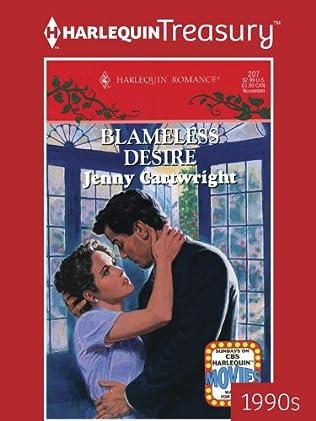 book cover of Blameless Desire