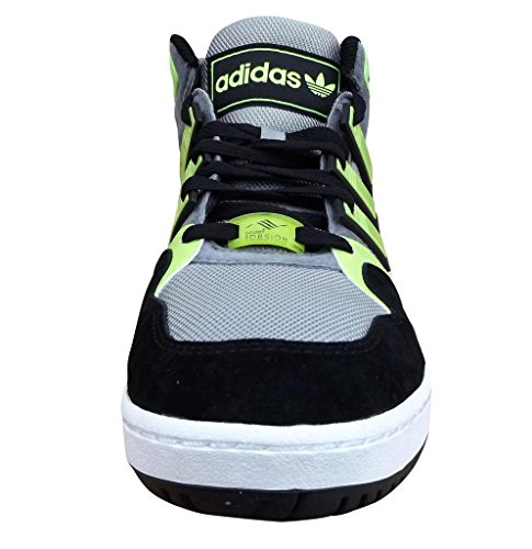 Adidas TORSION 92 Grey Black Men Sneakers Shoes Torsion DvC9WRah