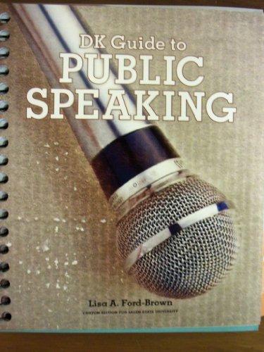 DK Guide to Public Speaking (Salem State University)