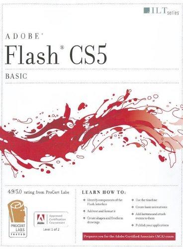 Flash Cs5 Professional: Basic, Aca Edition