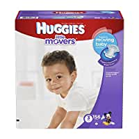Huggies\x20Little\x20Movers\x20Size\x203\x20Baby\x20Diapers\x20\x2D\x20156\x20Count