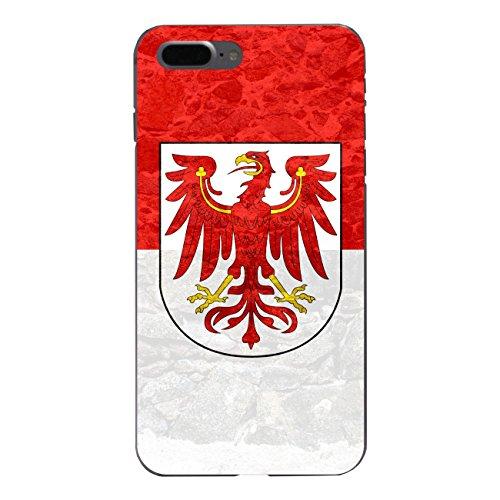 "Disagu Design Case Schutzhülle für Apple iPhone 7 Plus Hülle Cover - Motiv ""Brandenburg"""