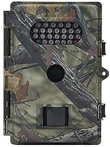 XIKEZAN Trail & Game Camera 8MP 720P HD Low Glow Infrared Night Vision Wildlife Hunting Cam