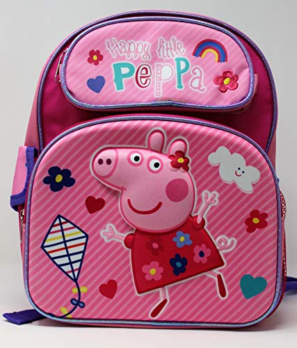 7f86ab08d1 Peppa Pig Pink with Kite - Happy Little Peppa - Deluxe 3D Canvas 12