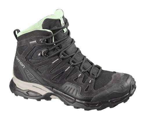 Salomon - Women Conquest Goretex - Couleur: Graphite - Pointure: 42.6