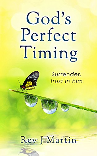 Gods Perfect Timing: Surrender, trust in him. Leave your stressful life behind