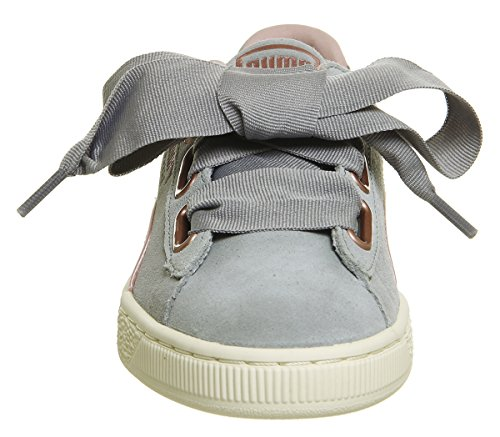 Quarry para Silver Rose Heart Safari Pink Zapatillas Puma Suede Gold Mujer gwpqYcIcP0