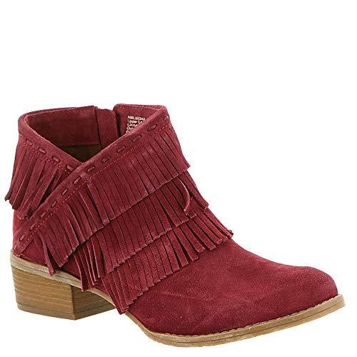 (Naughty Monkey Kepang Women's Boot 9 B(M) US Red)