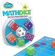 ThinkFun Math Dice Fun Game That Teaches Mental Math Skills
