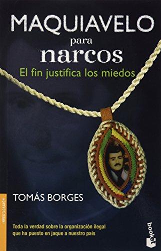 Descargar Libro Maquiavelo Para Narcos Tomas Borges