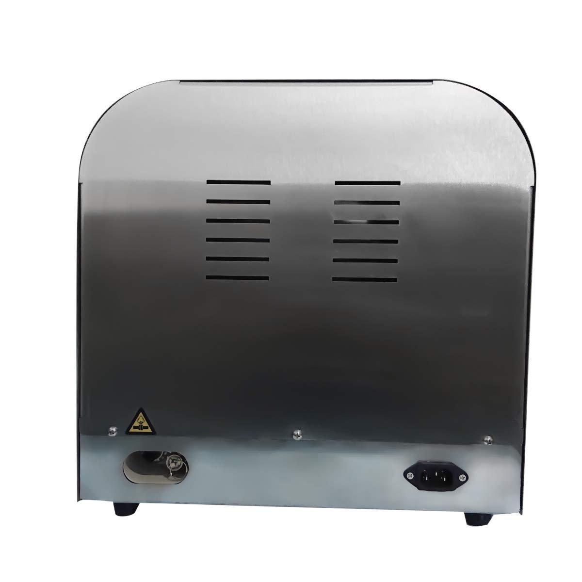 Oubo Brand 14L High Pressure Performance Steam Mini Lab Euipment Autoclave Vacuum TR250E Basic Model 110V