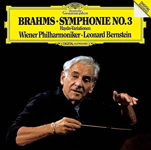CD : BRAHMS / BERNSTEIN, LEONARD - Brahms: Symphony 3 In F Major (Japan - Import)
