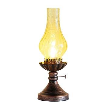 Nosterappou Lámpara de mesa de decoración para el hogar ...
