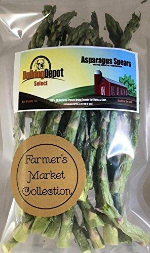 freeze dried asparagus - 6